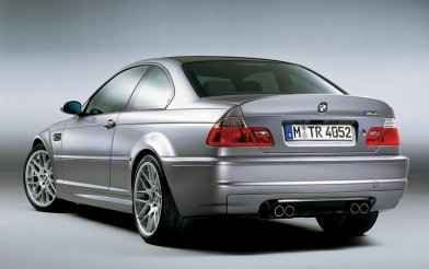 BMW M3 CSL Coupe (E46)