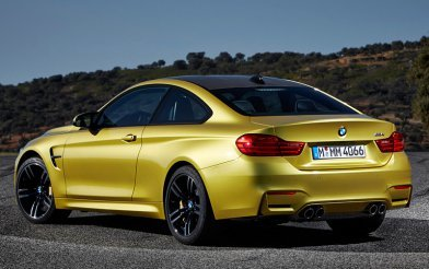 BMW M4 Coupe (F82)