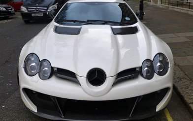Mercedes-Benz SLR McLaren Edition