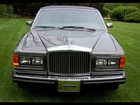 Bentley Mulsanne L limousine (1984—1988) Фото: NotoriousLuxury