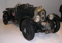 Bentley Blower (1928—1930) Фото: Top Speed