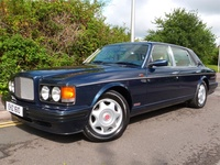 Bentley Turbo R (1995—1997) Фото: PistonHeads