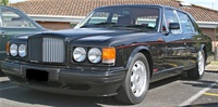 Bentley Turbo S (1994—1995) Фото: bright-cars.com
