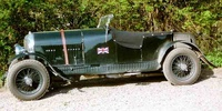 BENTLEY 3 LITRE 1921–1929 Фото:WikiAutos.ru