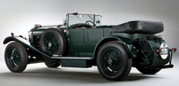 Bentley Speed Six (1928—1930) Фото: Premier Financial Services