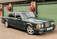 Bentley Turbo RT (1997—1998) Фото: Top Car Rating