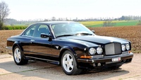 Bentley Continental T (1996—2002) Фото: YouTube