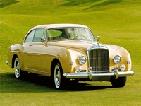 Bentley S1 Continental (1955—1959) Фото: PinsDaddy