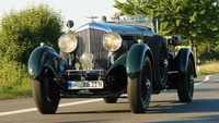 Bentley 8l. Фото: Te La Do Io Firenze