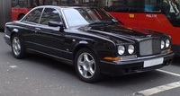 Bentley Continental R Mulliner (1999—2003) Фото: Wikimedia Commons