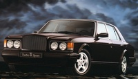 Bentley Turbo R (1985—1995) Фото: Gallery Tub