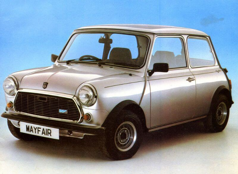 Остин Мини, 1984 (Austin Mini Mayfair)